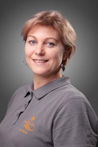 Olga Müller, Physiotherapeutin